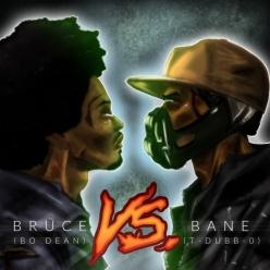 Bruce vs Bane